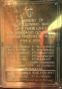 St Arvans Church_Chepstow_Memorial Plaque_cr